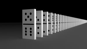 The rules of Domino QQ